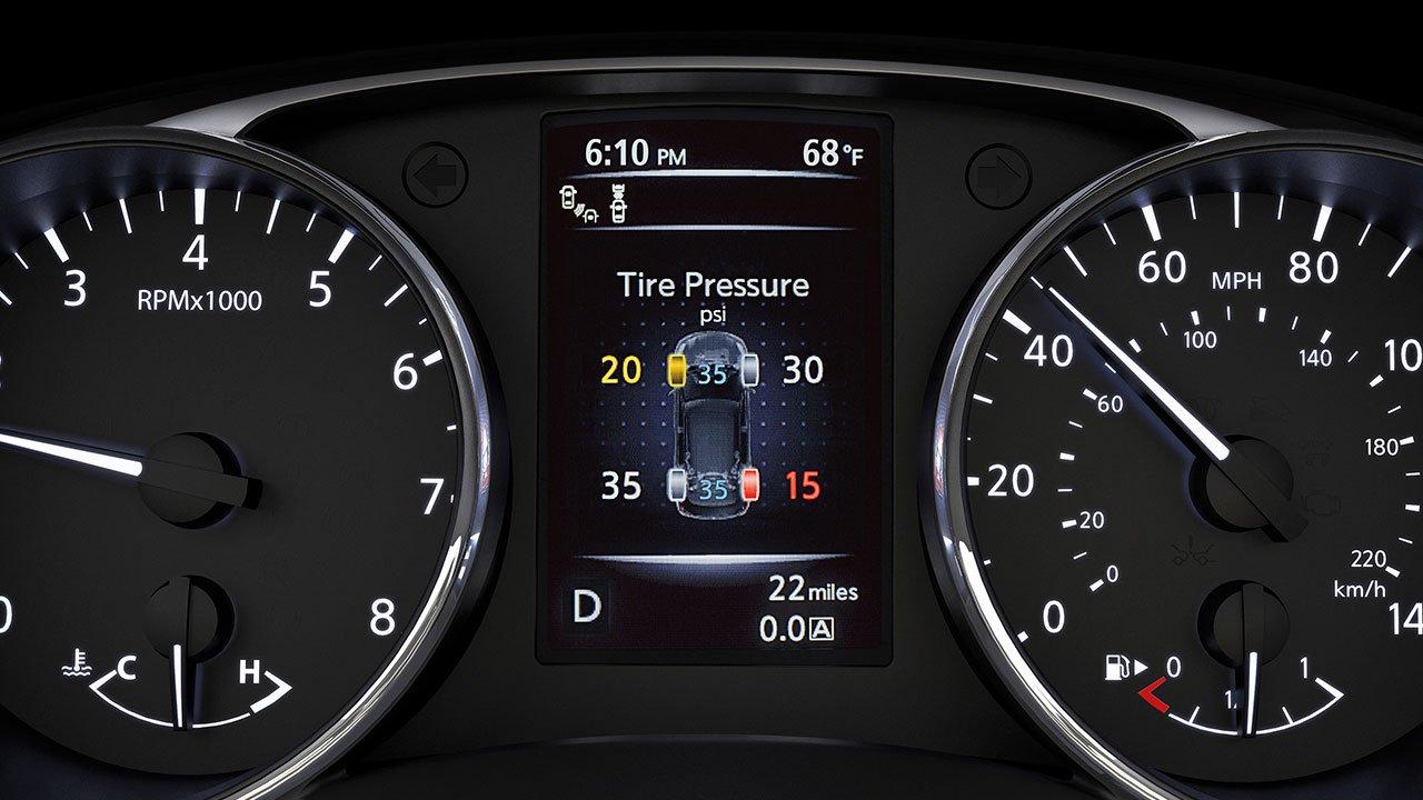 Система контроля давления в шинах Мазда СХ-5