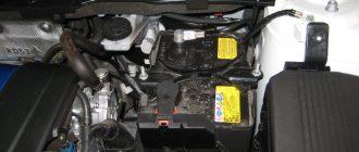 Аккумулятор Мазда СХ-5: замена, прописка, эксплуатация