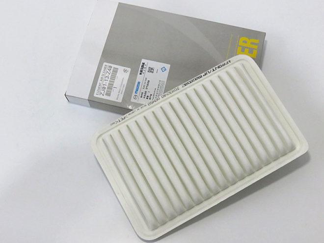 Салонный фильтр на Мазда СХ-5