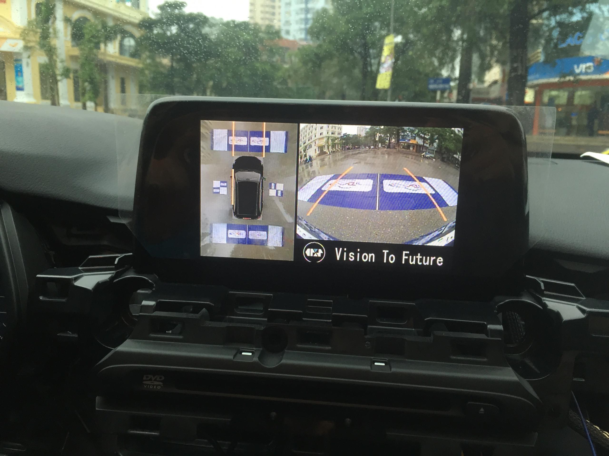 Как правильно установить камеру заднего вида на Mazda CX-5