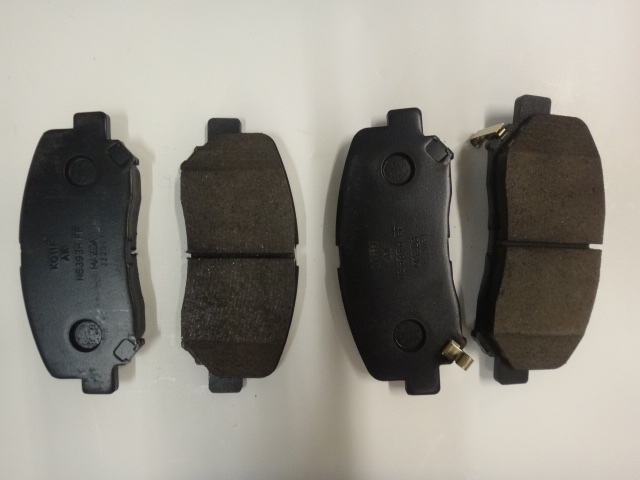 Тормозные колодки Мазда СХ-5