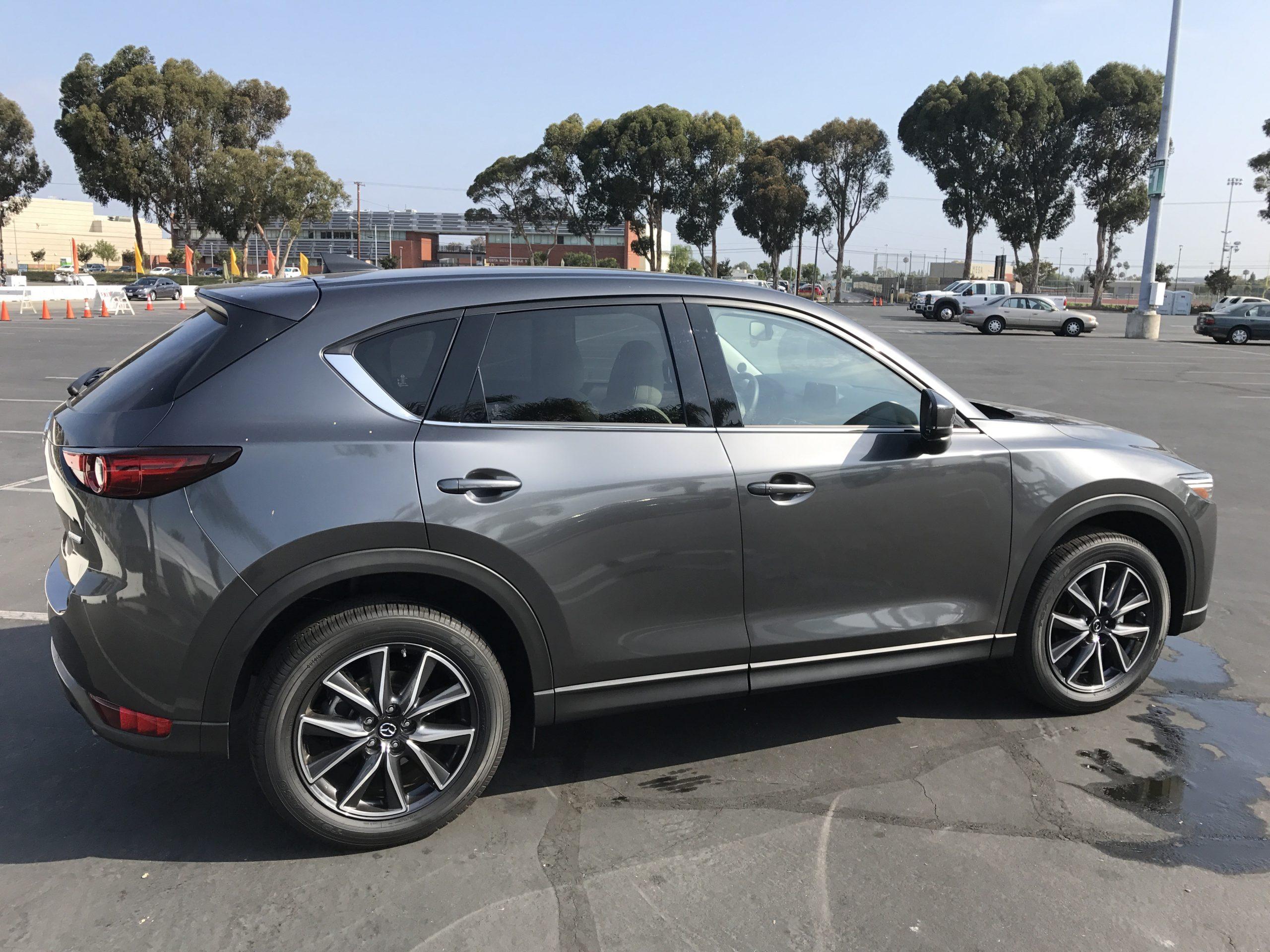 Mazda снова сохраняет капитал водителей